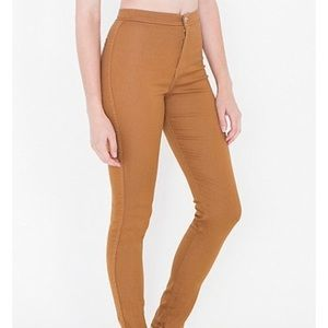 American Apparel Pants - American Appare Easy Jeans